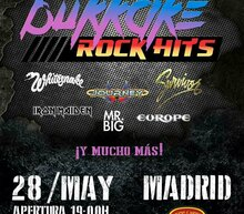 Event grid bukkake rock hits poster s