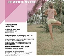 Event grid phe yoga  be water  my phe