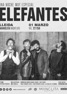 Event manolita im 01 mar elefantes