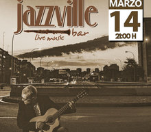 Event grid cartel jazzville grande marron