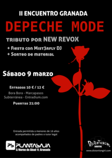 Event depeche redes