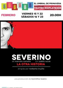 Event cartel ciclo severino  2