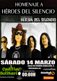 Event banner honky tonk herida redes