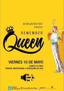 As Baloutas Fest: Remember Queen