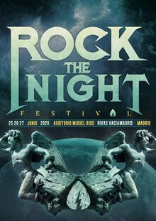 Lanzadera Rock The Night Festival 2020 - IDA