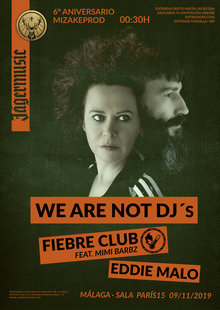 Event we are not djs final