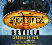Event grid cartel sphinx sevilla