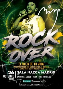 Event rock over