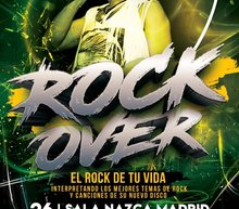 Event grid rock over