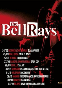 Event bellrays