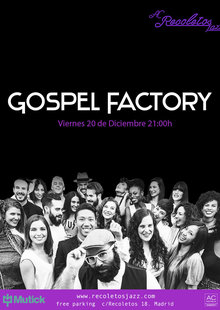 Event gospel factory
