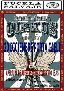 Event rock n roll circus