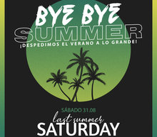 Event grid byebye summer   sabado
