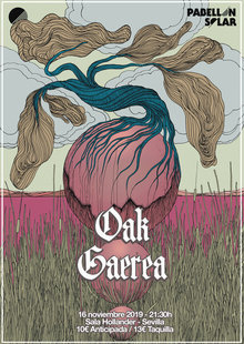 Event cartel oak web