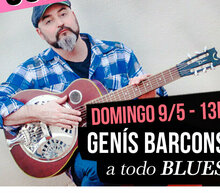 Event grid concert barcelona blues genis