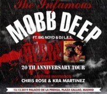 Event grid entradas mobb deep madrid