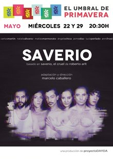 Event saverio mayo entrad