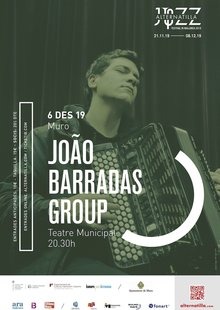 Event ajim19 191206 joao barradas quartet muro copia