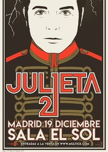 Event entradas julieta 21 madrid