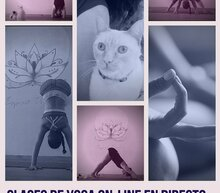 Event grid clases de yoga on line en directo