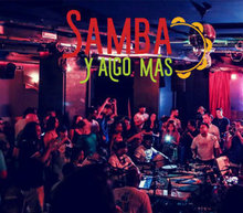 Event grid samba y algo mas 2 cafe berlin madrid