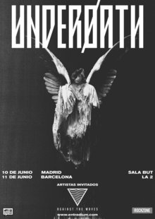 UNDEROATH MADRID