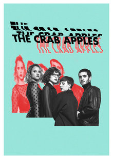 The Crab Apples en DOKA, Donosti