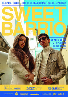 Event posters 2019 sweet barrio