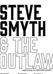 Steve Smyth & The Outlaw en ZAMORA