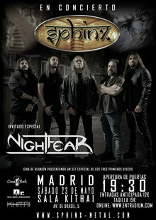 Event sphinx madrid