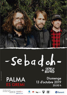 Event sebadoh 2019. ticketib