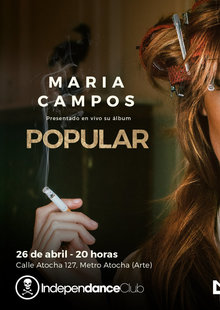 Event maria campos madrid