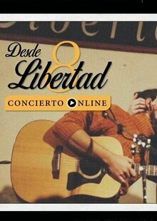 Viole Casillas y Guille Dinnbier - Streaming desde Libertad 8