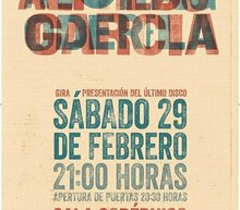 Event grid alfredogarcia poster 70x100 print page 0001