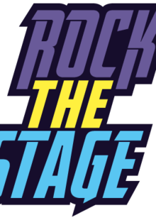 Event rock the stage vertical