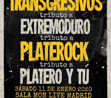 Event grid tributo a extremoduro y platero madrid
