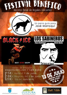 Event black ice sabineros alicante3