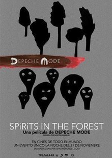 DEPECHE MODE: SPIRITS IN THE FOREST en Palacio de la Prensa - Madrid