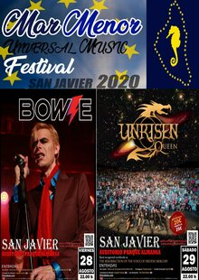 MAR MENOR UNIVERSAL MUSIC FEST (August the 28th & 29th)