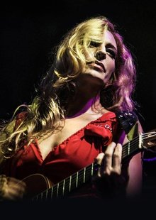 TORI SPARKS (Rock-Blues-Flamenc, EUA/CAT) a Jazz Cava Vic