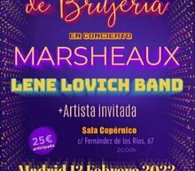 Event grid entradas marsheaux lene lovich band madrid