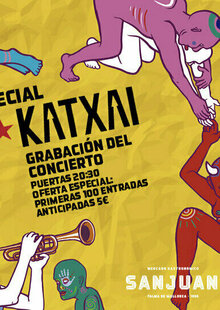 Event rumba katxai