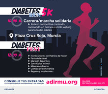 Event grid da un paso por la diabetes 2019   cartel