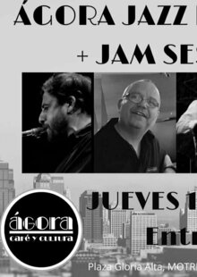 Ágora Jazz Ensamble+ Jam Session
