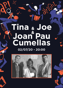 FBB - Tina & Joe & Joan Pau Cumellas