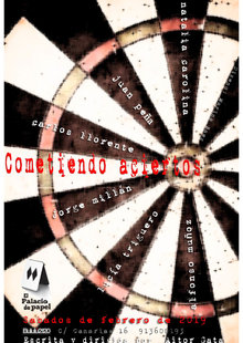 Event cometiendo aciertos cartel 190119