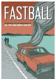 Event fastball no text poster