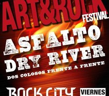 Event grid asfalto dry river valencia rock city enero 2020
