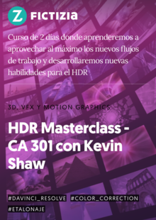 HDR Masterclass with Kevin Shaw