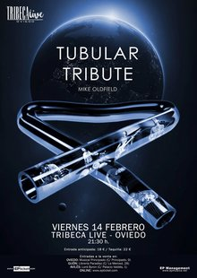 Event cartel tubulartribute mediano